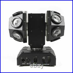 123W 3-in-1 LED Stage Moving Head Magic Disco Ball Light RGBW DMX 512 Control