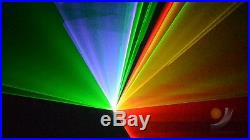1W RGB Full Color Animation Laser Show Light Effect For Stage DJ Disco Party