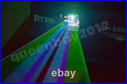 3000mW Pro 3W Laser Stage Lighting Light RGB Full Color Projector DJ SD Party