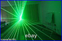 532nm Green Laser Gloves 80 beam Stage Laser lighting Chargeable DJ Club Show /R