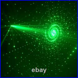 6 Lens RGB Beam Laser Ray Scan DMX512 Light Home Party Show DJ Stage Lighting