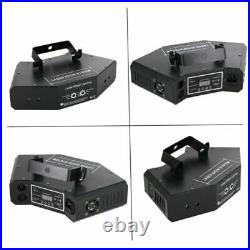 6 Lens RGB Beam Ray Optical Network DMX Laser Home Party Show DJ Stage Lighting