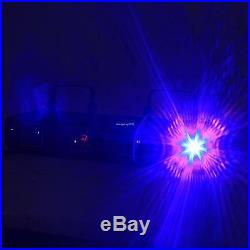 760mW 4 Beams RGBY DMX DJ Laser Stage Light Club Party Lighting projector Show