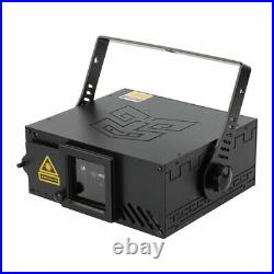 Animation Effect Laser Projector Light 30W DMX Club Show Decor Stage Lighting US