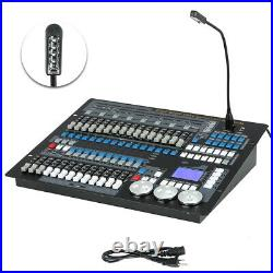 DJ Laser Operator 1024 Channels DMX512 Controller Console For Stage Light Party