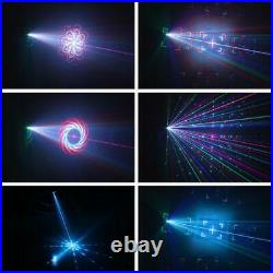 Mini DMX RGB DJ disco Laser Light Home Gig Party Show KTV Stage Lighting effects