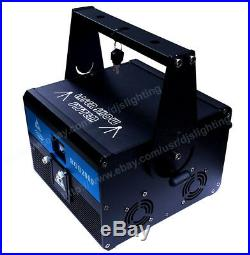 New 3000mW RGB ILDA stage Full Color animmation Laser Party light projector 3W