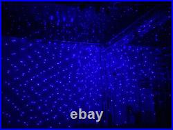 Outdoor RGB Laser Light Projector Stage Party Lawn Xmas Disco Show Laser Lights