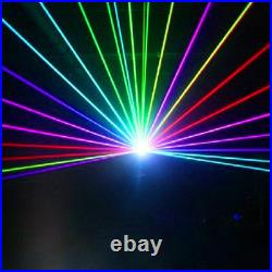 RGB Full Color stage Laser Light Stage Beam Show Projector DJ Party Home CL10RGB