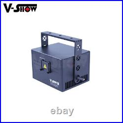 V-Show 3w RGB Animation Laser stage light Programmable Laser Projector